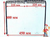 Уплотненительная резинка дверей духовки Гефест, и импортным плитам 450X400 мм, (45X40см), толщиной 10мм