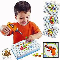 Игрушки для мальчиков - инструменты, роботы и машинки