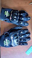 Мото рукавиці HF18M Monster Energy