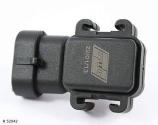 Датчик давления во впускном колекторе на Renault Trafic II 01->2006, 1.9dCi  - Auto France (Польша) - R 52042