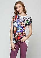 77534 Блуза женская белая: imprezz.com.ua
