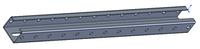 Планка кронштейна С-образная 1500 SCaT