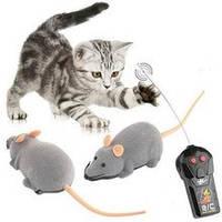 Игрушечная мышь Mise Prank на пульте  управления