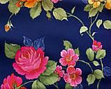 "Ткань шелк набивной ""Армани"" (P5067 дизайн 1), фото 2"