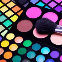 Тени и палитры для макияжа