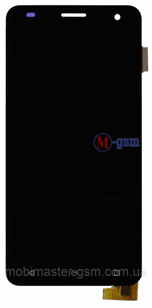 Дисплейный модуль FLY FS504 Cirrus / Nomi i504 Dream черный