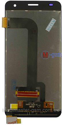 Дисплейный модуль FLY FS504 Cirrus / Nomi i504 Dream черный, фото 2