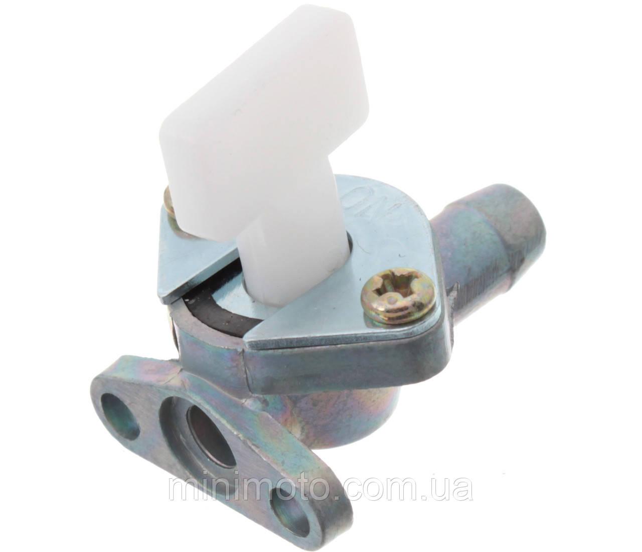 Топливный краник на стандартный карбюратор минимото, мини квадроцикла. minimoto, mini atv