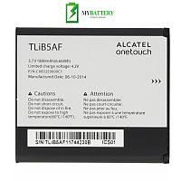Оригинальный аккумулятор АКБ батарея TLiB5AF Alcatel 997 997D 5030 5035D 5035E 5035Y 5036 5036A 5036D 5036X