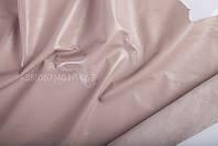 Кожа одежная наппа кремово-бежевый 14-0839
