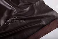 Кожа одежная наппа коричневый 14-0846