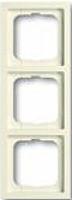 Рамка 3 постa ABB Future Linear Слоновая Кость (1723-182K)
