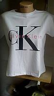 Модная женская футболка 1001 с.т.