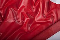Кожа одежная наппа алый 05-0009F