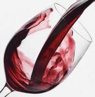 Вино столовое полусладкое красное Вино кохання