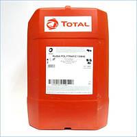 TOTAL RUBIA Polytrafic 10w40 - моторное масло полусинтетика - 20 литров.