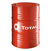TOTAL TRACTAGRI HDX 15w40 - моторное масло минеральное - 208 литров.