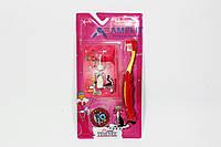 Детская зубная щетка 3-7 лет, з песочн.часами., розовая (Thienel Dental), 1шт.