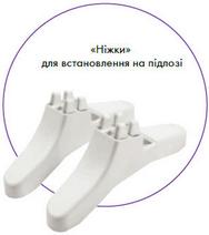 Бытовой электрический конвектор Bonjour CEG FN–Meca 2000 Вт ножки