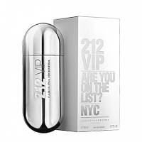 Carolina Herrera 212 Vip Silver woman 80ml