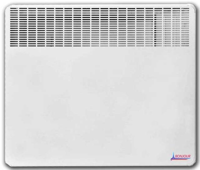 Бытовой электрический конвектор Bonjour CEG FN–Meca 2000 Вт + подставки