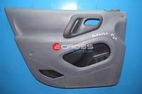 Обшивка двери передней левой (карта, панель) Citroen Berlingo, Peugeot Partner B9 2008- 9681235277