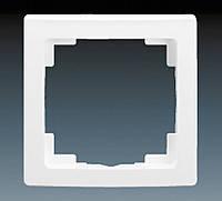 Рамка 1 пост АВВ Swing Белый (3901J-A00010 B1)