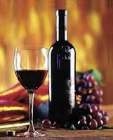 Вино виноградное десертное красное Кагор украинский