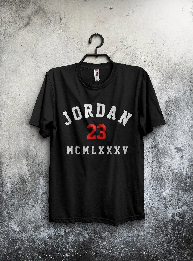 Футболка Jordan 23 (Джордан 23)