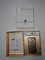 Электро-импульсная USB  зажигалка отличный подарок  как  для  себя так  и  для  Ваших близких