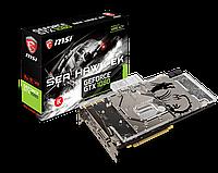 Видеокарта MSI PCI-Ex GeForce GTX 1080 Sea Hawk EK X 8GB GDDR5X