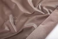 Кожа одежная наппа темно-бежевый 29-0019