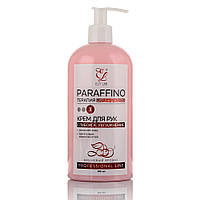 Крем для рук  500 мл. Paraffino терапия. Шаг 3. Вишневый аромат, фото 1