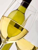 Вино ординарное столовое сухое белое Шардоне