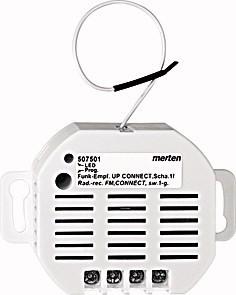 Вставной выключатель Connect одноканальный — MER_507501