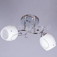 Люстра на 2 лампочки (хром)  P6-30602/2/CR