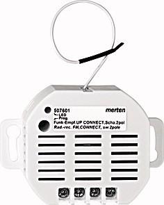 Вставной выключатель одноканальный двухполюсный — MER_507601
