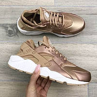 Кроссовки Nike Air Huarache Gold 36-40 рр