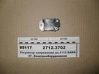 Регулятор напряжения ан.1112 КАМАЗ, КАМАЗ Евро (Калуга 671.3702), 2712.3702