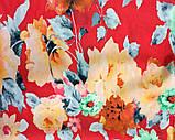 "Ткань шелк набивной ""Армани"" (P3219A дизайн 1), фото 4"