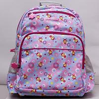 Рюкзак ортопедический Dr.Kong Z293 розово-голубой S