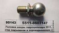 Головка опоры гидроцилиндра 5511, 55111 (пр-во НеФАЗ), 5511-8603147