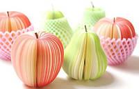 Блокнот - фрукты