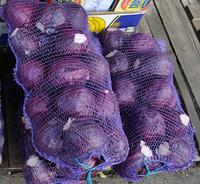 Сетка овощная 45*75 (30кг.) фиолетовая