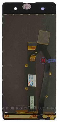 LCD модуль Sony F3112 Xperia XA/ F3111/ F3113/ F3115/ F3116 Dual серый, фото 2