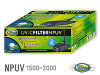 Подводный фильтр для пруда AquaNova NPUV-1500 + УФ-лампа