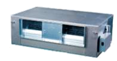 Фанкойл канальный Midea MKT3H-1600 Е G 100 Pa