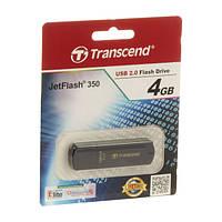 Накопитель USB 2.0 Transcend Drive Transcend JetFlash 350 4GB (TS4GJF350)