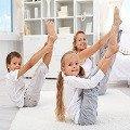 Подготовка инструкторов Пилатеса для деттей онлайн от школы Олимпия