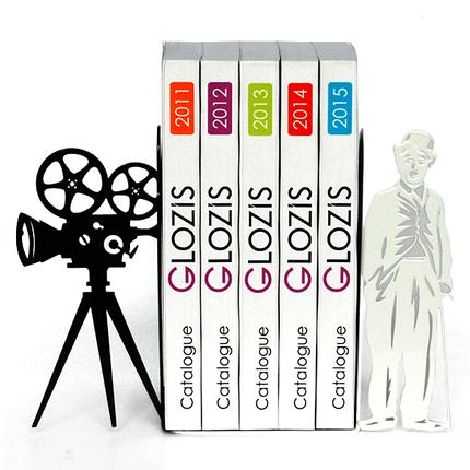 Упоры для книг Glozis Chaplin G-025, фото 2
